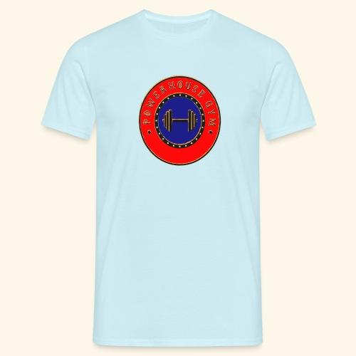 logo de la centrale électrique - T-shirt Homme