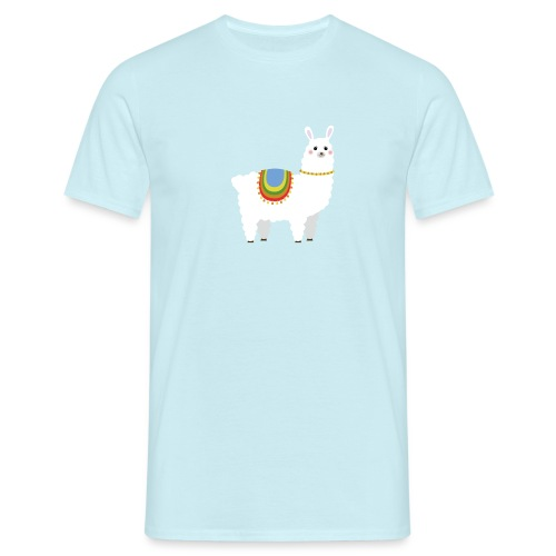 Alpaka - Männer T-Shirt
