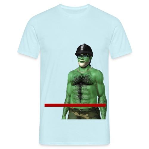 streck png - T-shirt herr
