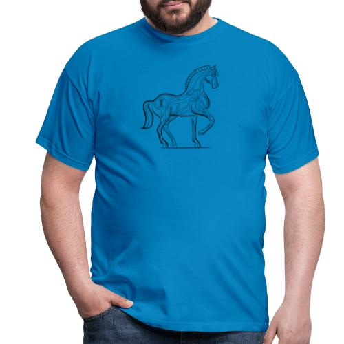 Equus Pferd - Männer T-Shirt
