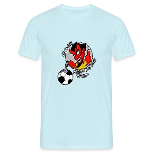 ontwerp_vrijgezellen3 - Mannen T-shirt