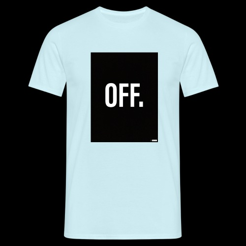 OFF. - T-shirt Homme