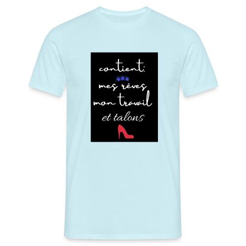 et talons - Camiseta hombre