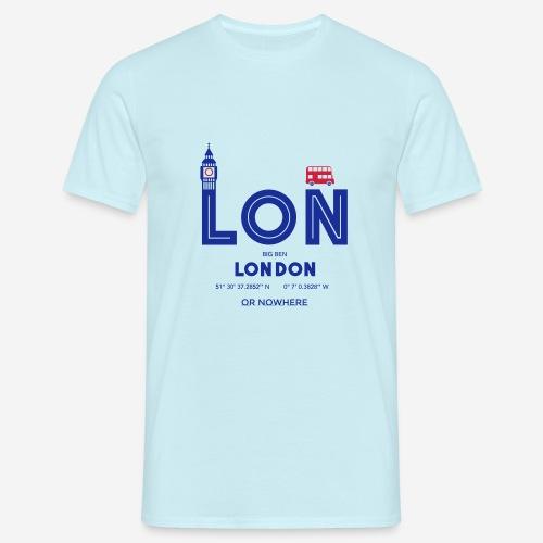 Londra o mai più? - Maglietta da uomo