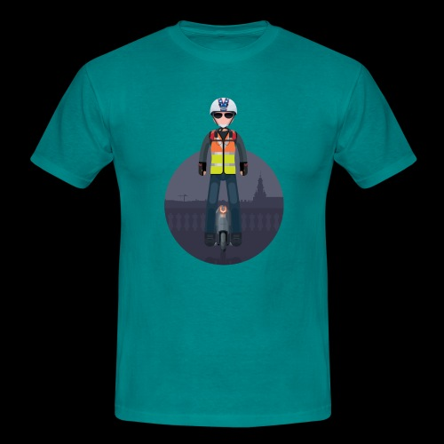 Wheels Fighters - T-shirt Homme