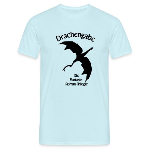 Drachengabe Fantasie Trilogie - Männer T-Shirt