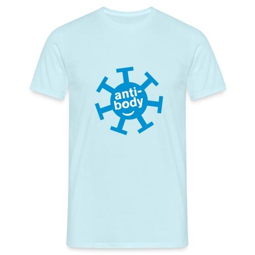 Antikörper, antibody - Männer T-Shirt