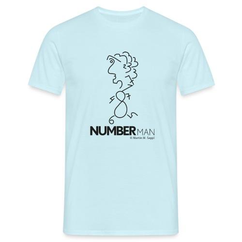 numberman - Männer T-Shirt
