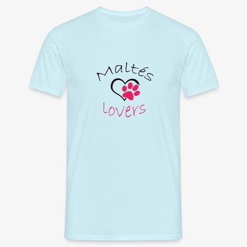 Maltes Lovers - Camiseta hombre