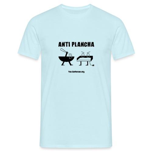 anti plancha png - T-shirt Homme