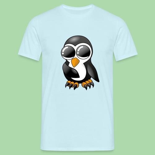 Pengu der keine Pinguin - Männer T-Shirt
