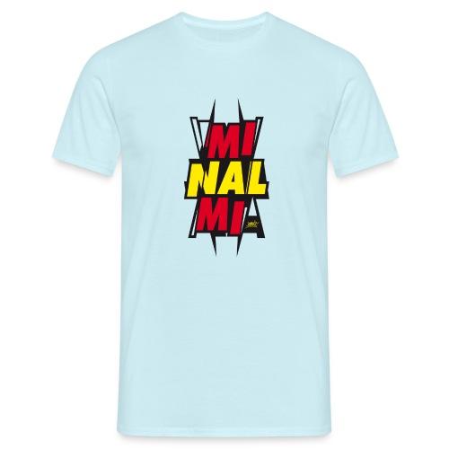 minalmi - T-shirt Homme