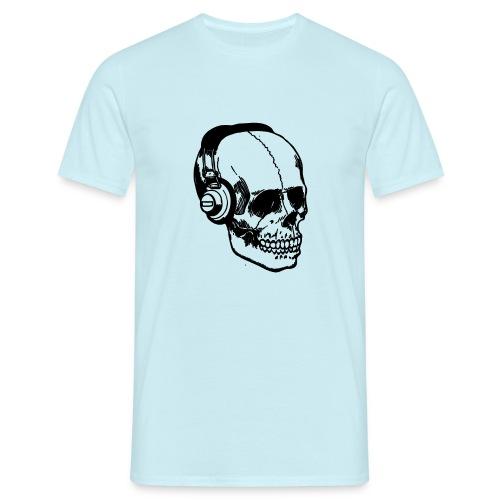 lydbog_6 - Herre-T-shirt