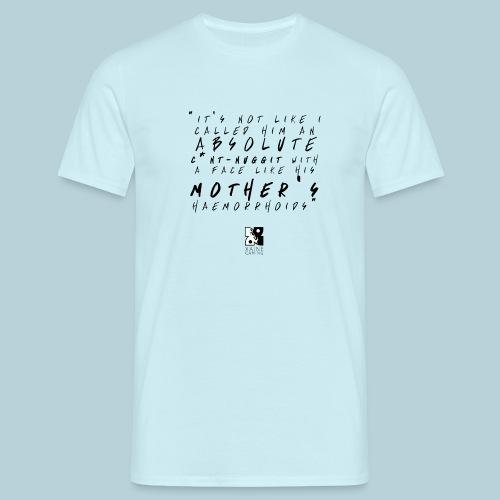 cnt-nug - Men's T-Shirt