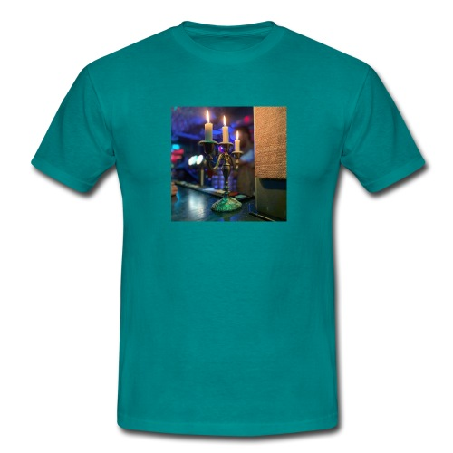 Ljusstalke - T-shirt herr