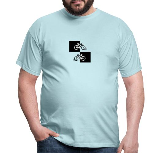 Ich liebe mein Fahrrad T-Shirt für Biker - Männer T-Shirt