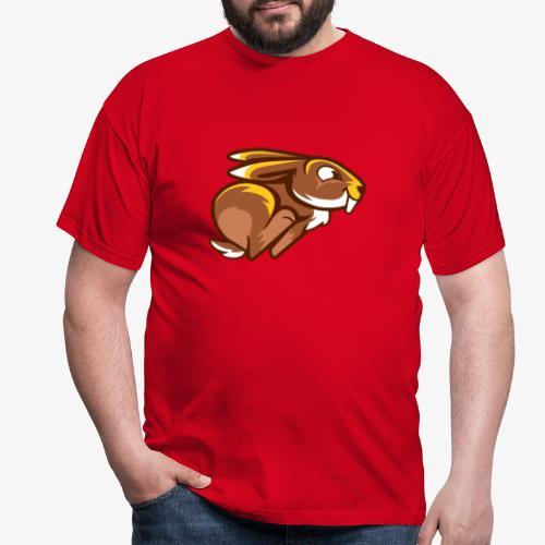 Speedy Bunny II - Miesten t-paita