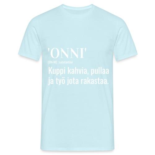 Onni Työ - Miesten t-paita