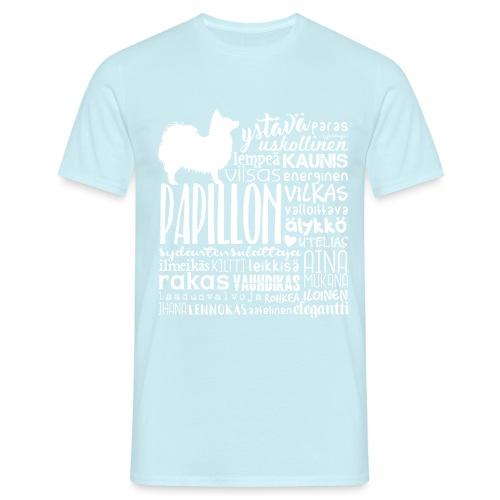 papillonsanat - Miesten t-paita