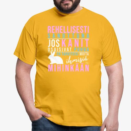 Kanit Puhuisivat II - Miesten t-paita