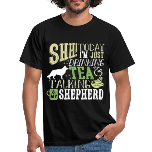 SHH GSD Tea 4 - Miesten t-paita