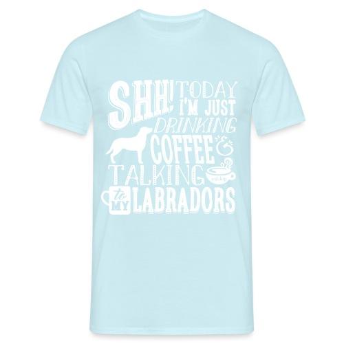 SHH Labrador Coffee 3 - Miesten t-paita