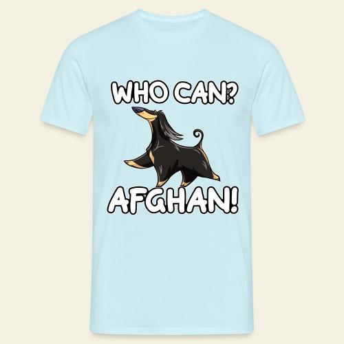 Who Can Afghan IV - Miesten t-paita