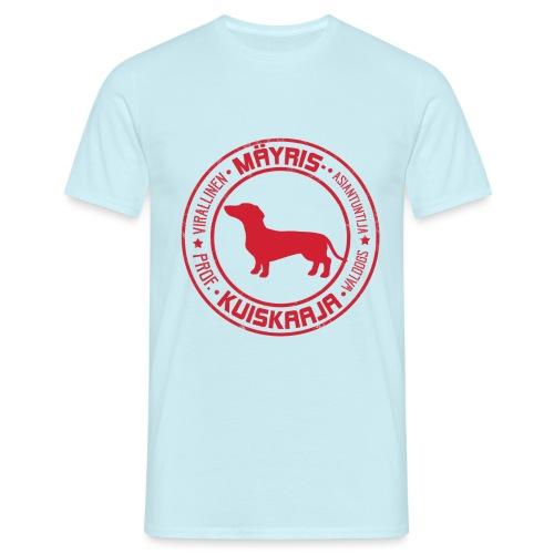 Mäyriskuiskaaja RED II - Miesten t-paita