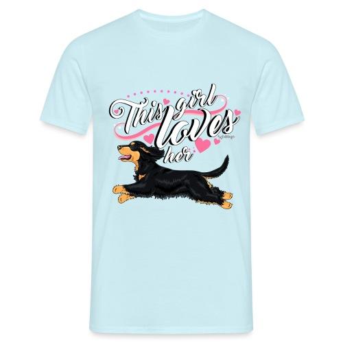 cockergirl10 - Men's T-Shirt