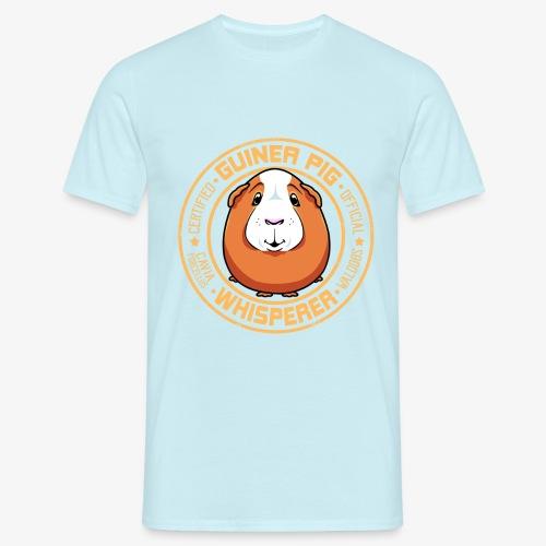 Guinea Pig Whisperer IV - Miesten t-paita