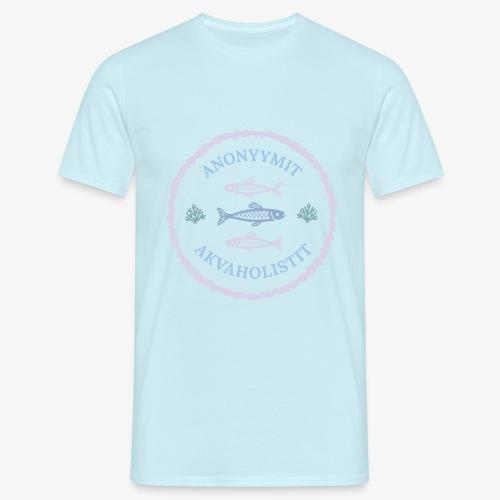 Anonyymit Akvaholistit - Miesten t-paita
