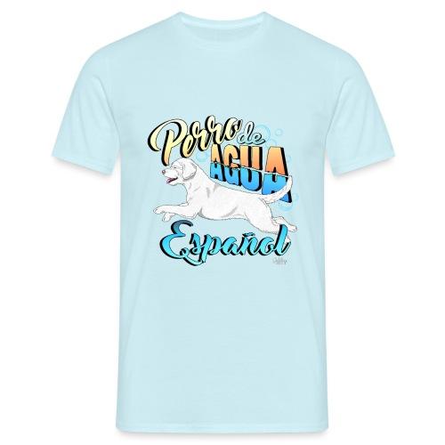 perrodeaguaespanol14 - Miesten t-paita