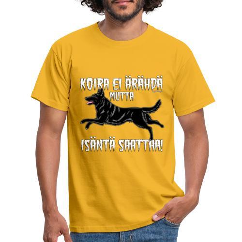Saksanpaimen Isäntä - Miesten t-paita