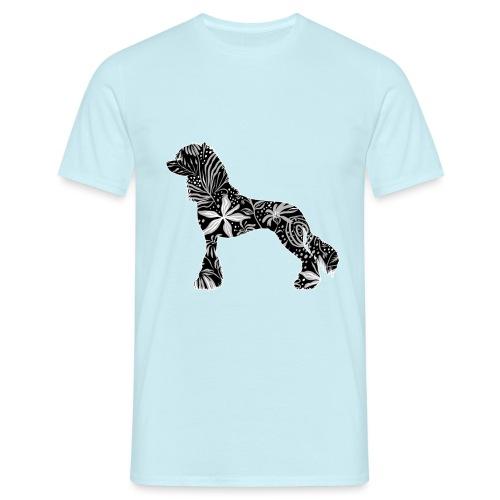 Flower Crested - Miesten t-paita
