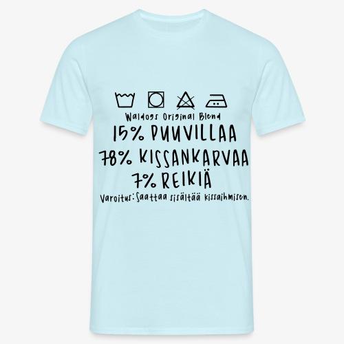 Kissan Omistajan Paita - Miesten t-paita