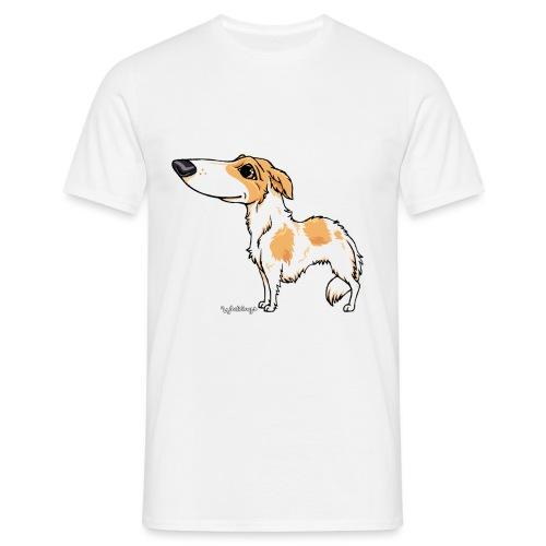 borzoi3 - Men's T-Shirt