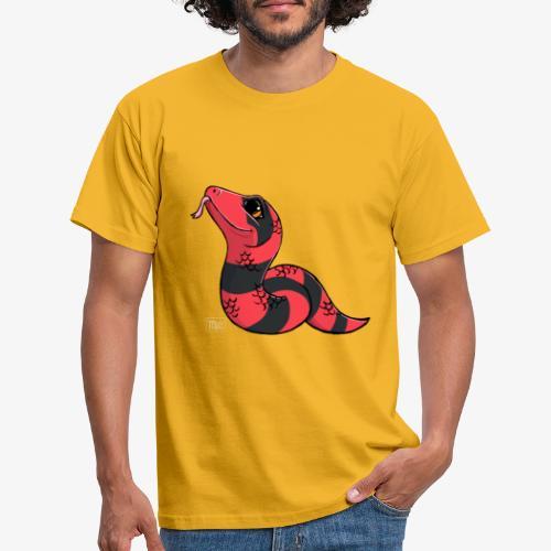 Käärme VI - Miesten t-paita
