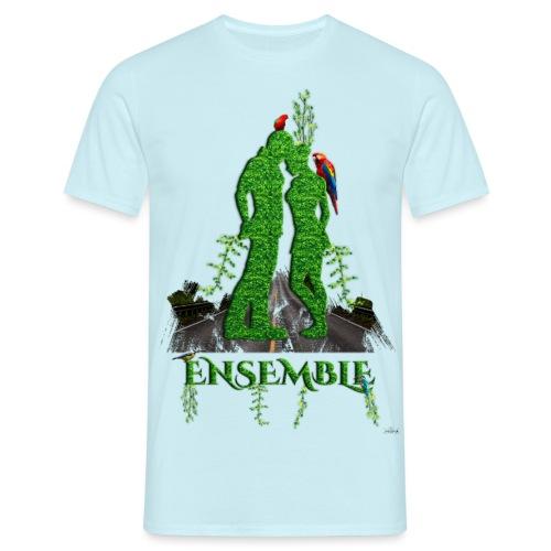 Ensemble amour nature by T-shirt chic et choc - T-shirt Homme