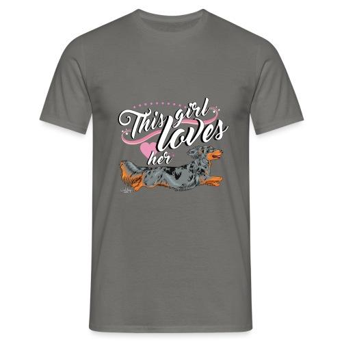 pitkisgirl - Men's T-Shirt