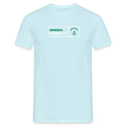 neu greenmobility - Männer T-Shirt