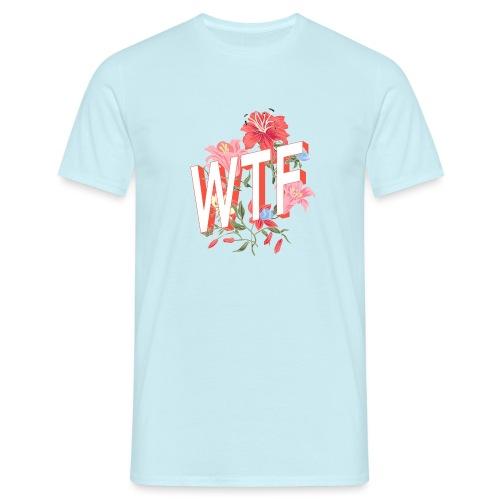 Wtf - Maglietta da uomo