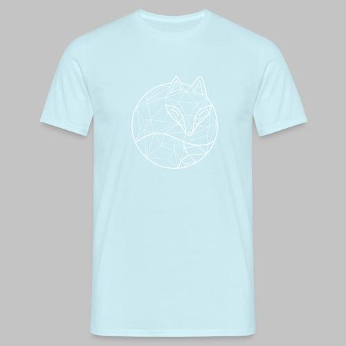 Fox Graph - Men's T-Shirt