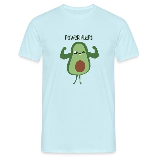 power plant - Men's T-Shirt