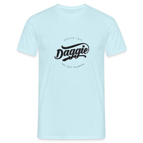 Daggies LOGO Serigraphie - T-shirt Homme