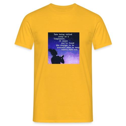 Pegasus - Herre-T-shirt