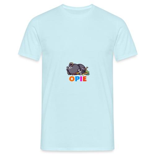 OPIE - T-skjorte for menn