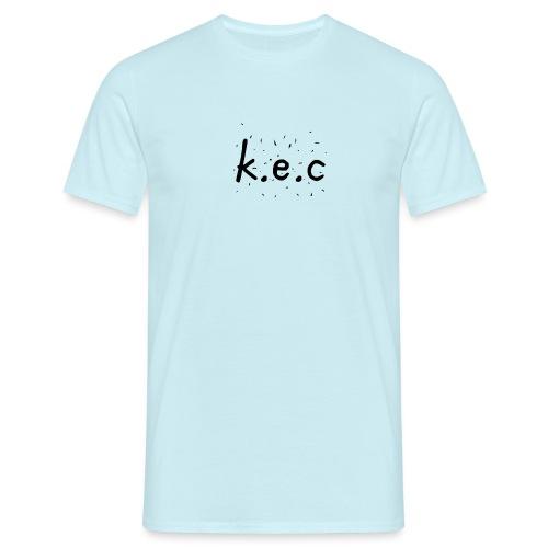 K.E.C basball t-shirt - Herre-T-shirt