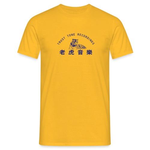 PURPLE - Herre-T-shirt