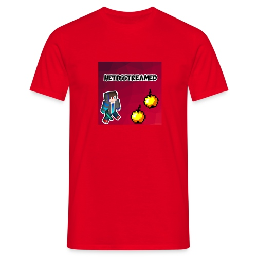 Logo kleding - Mannen T-shirt