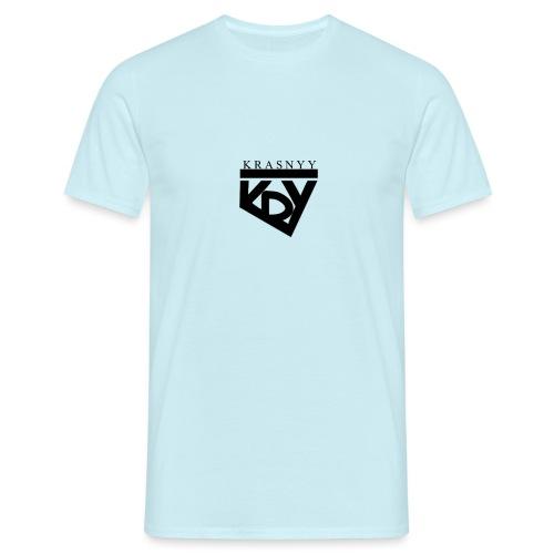 KrasnyyLogo - Männer T-Shirt